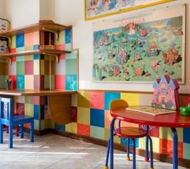 Gli spazi per i bambini